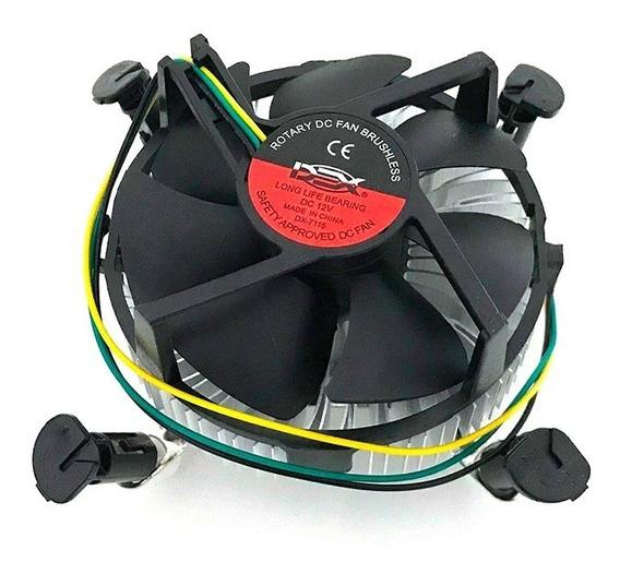 Cooler Para Processador Intel Socket 775/1150/1151/1155/1156