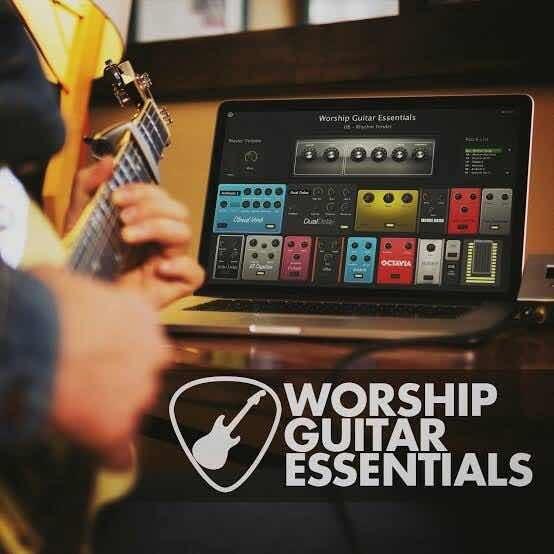 Worship Guitar Essentials 2