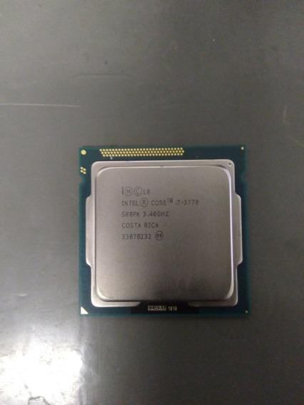 Processador Intel Core I7 3770 3.4ghz Sckt 1155 3° Geração