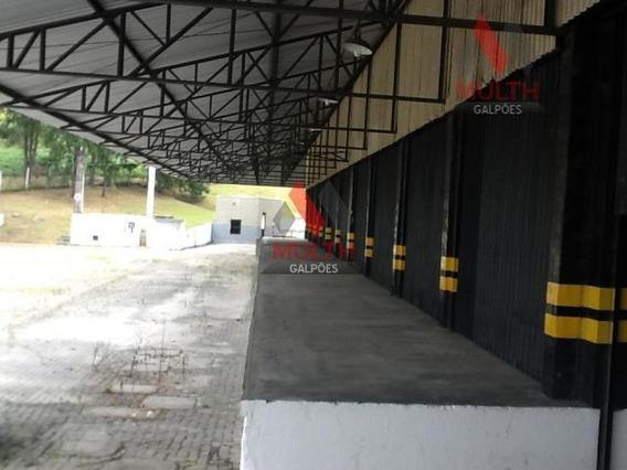 Galpão Industrial Para Locação, Distrito Industrial, Itapevi. - Ga0213