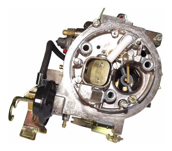 Carburador Preparado Para Turbo 2e Ap Motor 1.8 E 2.0 Álcool