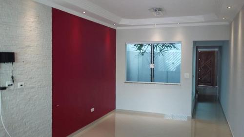 Imagem 1 de 21 de Sobrado Com 3 Dormitórios À Venda, 130 M² Por R$ 630.000,00 - Cidade Patriarca - São Paulo/sp - So2654