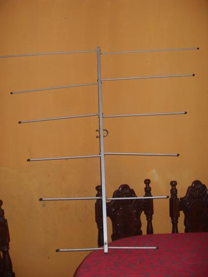 Antena Telex Hygain Logaritmica No Yaesu, Icom, Kenwood Tv