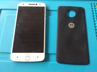 Celular Barato Motorola Moto Z Power (leia A Descrição)