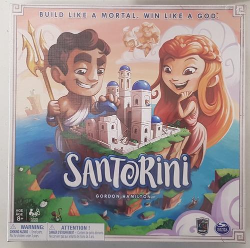 Santorini Juego De Mesa / Boardgame Nuevo !!!