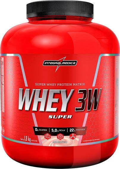 Whey Protein 3w - 1,8kg Integralmedica