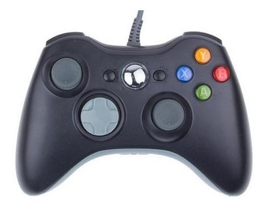 Controle X-box 360 Com Fio Wireless