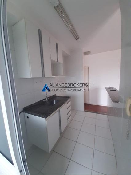 Apartamento No Practice Com 2 Dormitórios E Armarios - Ap03830 - 34558876