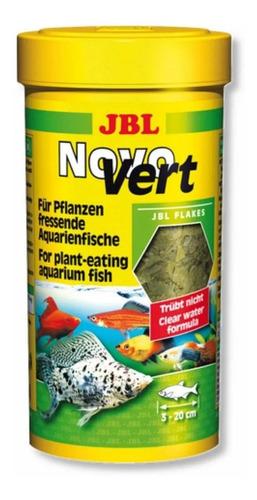 Imagem 1 de 2 de Ração Para Peixe Novo Vert 250ml 40g Jbl
