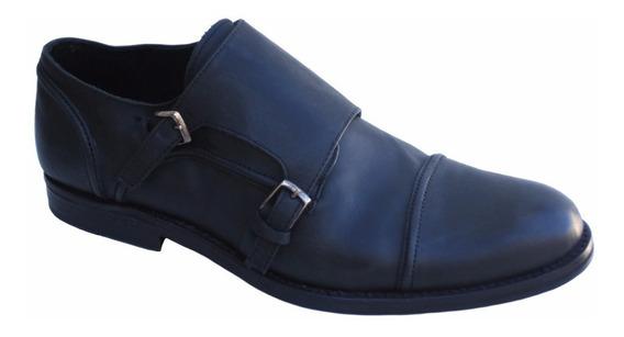 Zapato Ay Not Dead Cuero