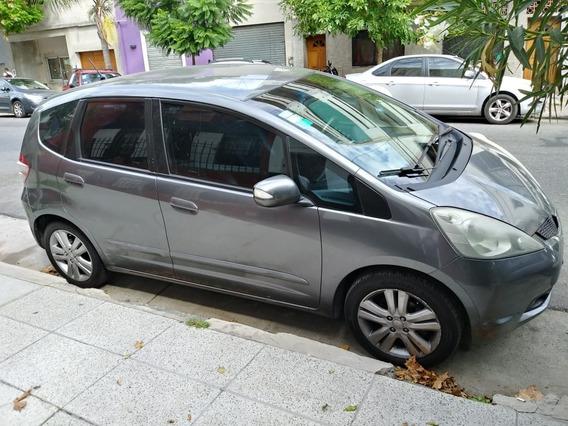 Honda Fit Elx Tope De Gama Caja Automática Excelente !!