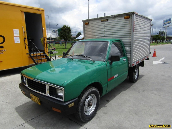 Chevrolet Luv Mt 1600 Fgon 4x2