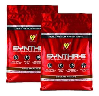 Syntha-6 10 Lb Bsn Proteina Promo X 2 Unidades