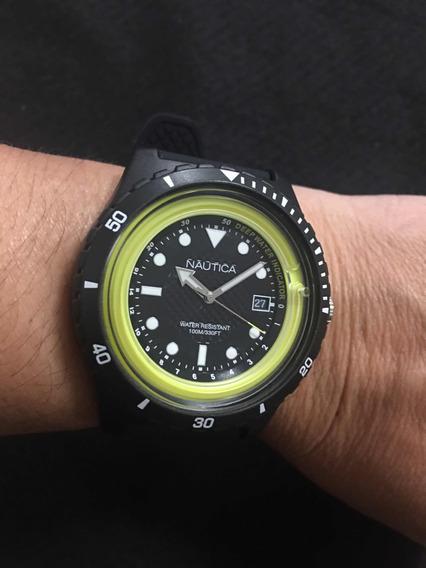 Lindo Relógio Novo /original Marca Náutica