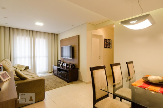 Apartamento No 8º Andar Com 2 Dormitórios E 2 Garagens - Id: 892962002 - 262002