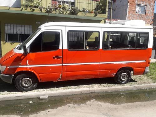 Sprinter 310 Furgon Vidriado 14+1 .