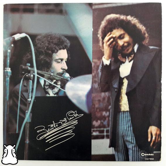 Lp Benito Di Paula Não Precisa Me Perdoar Disco Vinil 1975