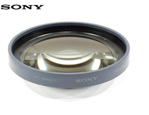 Lente Sony Vcl-mhg07 | Angular 0,7x