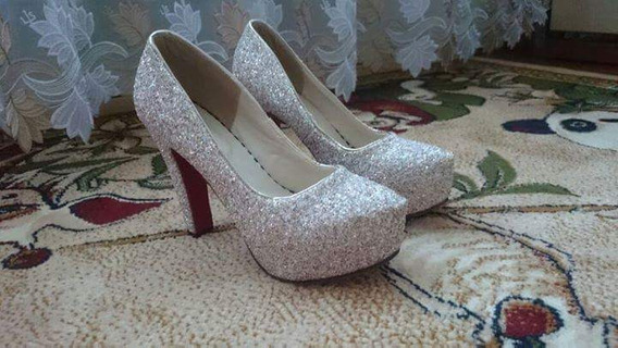 Sapato Alto Feminino