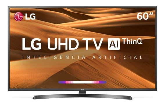 Smart Tv LG 60 Ultra Hd 4k 60um7270psa Thinq Al Hdr Ativo
