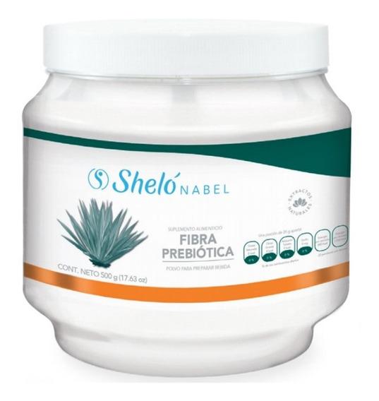 Fibra Prebiotica Inulina De Agave Azul Shelo /sa