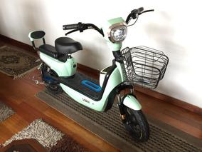 Moto Eléctrica Canguro