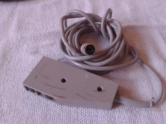 Controle Com Fio Para Projetor De Slides Antigo Marca Rollei
