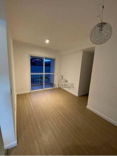 Imagem 1 de 24 de Apartamento À Venda, 60 M² Por R$ 445.000,00 - Ponte Preta - Campinas/sp - Ap19707