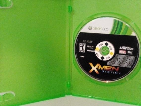 X-men Destiny Xbox 360 Original Frete $14