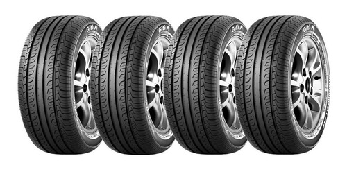 Kit 4 Neumaticos Giti Giticomfort 228 205/50 R17 93w