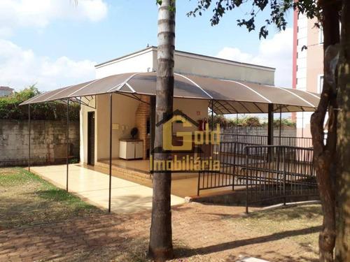 Imagem 1 de 8 de Apartamento Com 2 Dormitórios À Venda, 46 M² Por R$ 179.000,00 - Sumarezinho - Ribeirão Preto/sp - Ap2407