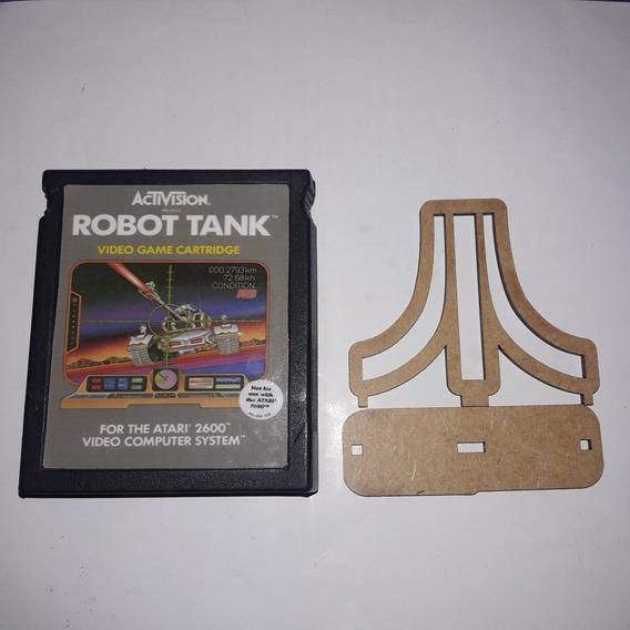 Robot Tank (em Português Br) Para Atari 2600 E Compatíveis