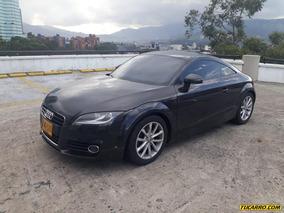 Audi Tt 8j 2.0 Tfsi Coupe S-tronic Tp 2000cc T