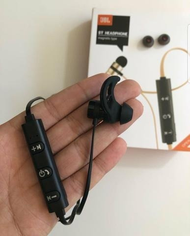 Fone Jbl Bluetooth Headphone - Resistente A Suor