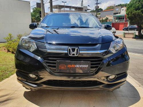 Honda Hr-v 1.8 16v Flex Exl 4p Automático - 18/18 - Bl