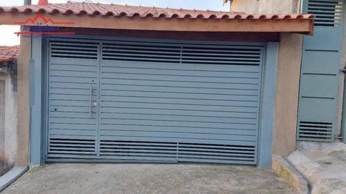 Imagem 1 de 14 de Casa Com 3 Dormitórios À Venda, 56 M² Por R$ 330.000,00 - Jardim Imperial - Atibaia/sp - Ca4799