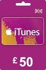 Itunes 50 Libras Gbp Uk - Código Apple Iphone