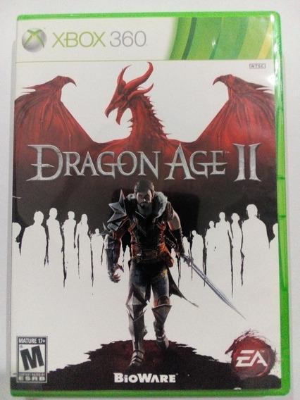 Dragon Age 2 + Brinde P/ Xbox 360 Original Frete Cr $14