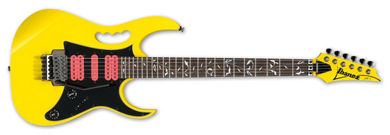 Guitarra Ibanez - Jem Jrsp Ye