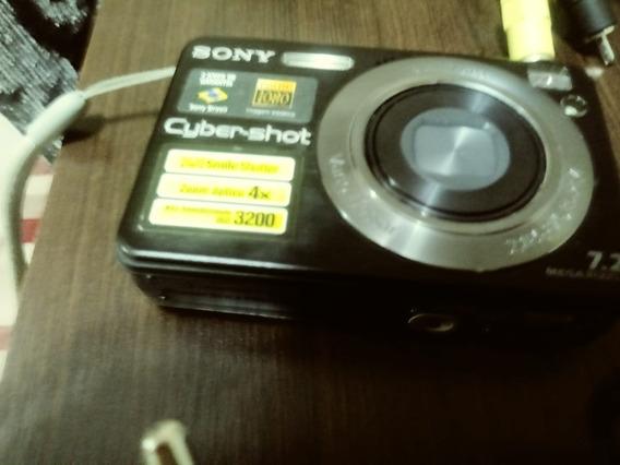 Camera Fotográfica Digital Sony Dsc-w110