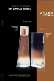 Perfume Feelin Para Ele Para Ela Hinode Ñ Empire,malbec
