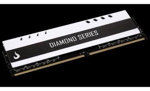 Imagem 1 de 1 de Memoria Dd4 4 16gb 3000mhz Rise Mode Diamond Novinha