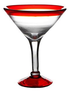 Copa Martini Rojo