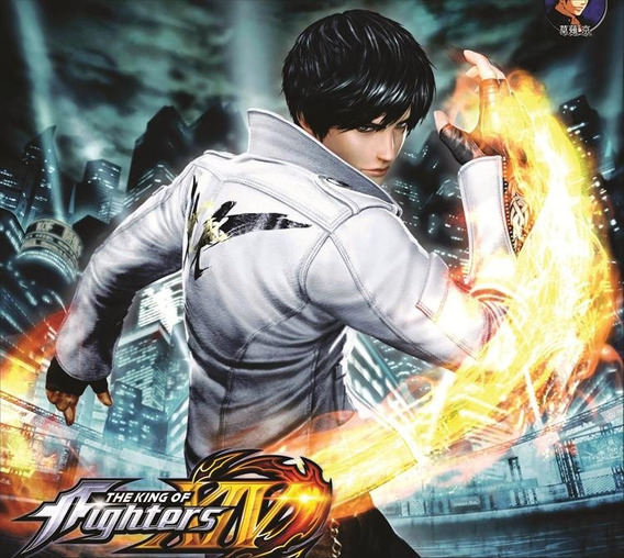 Skin S B R Designer, The King Of Fighters, Para Ps 4-(369)