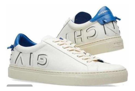 Tênis Givenchy Paris Luxo Sneakers Couro Hype + Compr