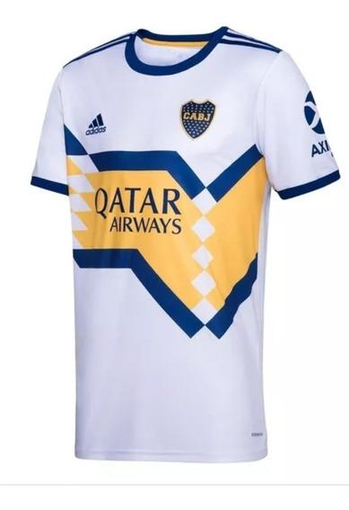 Nueva Camiseta Suplente adidas Boca Juniors 2020 Original
