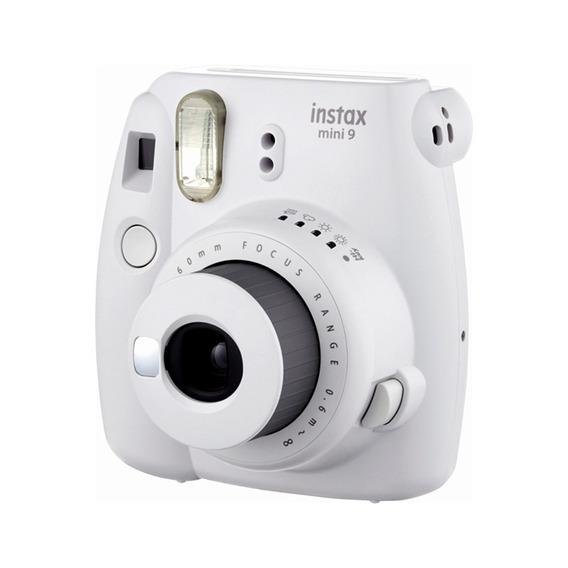 Câmera Instantânea Instax Branco Gelo - Mini 9 Fujifilm