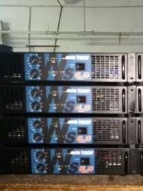 Amplificador Auditech Ws4.0 400wrms