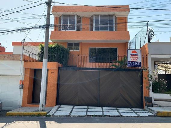 Casa En Venta En Cantil Del Pedregal, Coyoacán