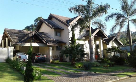 Casa À Venda No Condomínio Porto Atibaia